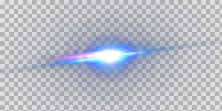 Light Blue , Blue lens glow effect , dim light PNG clipart.