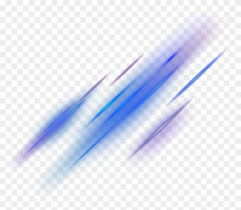 Blue Digitaleffects Effects Light Png Glow Space, Transparent Png.