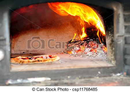 Pictures of Wood Fired Pizza Oven.