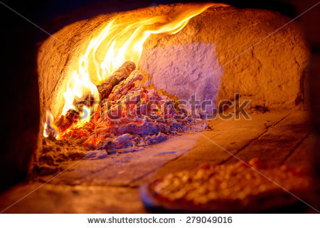 Wood Fired Oven Stock Photos, Royalty.