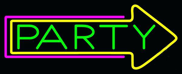 Cliparts Neon Party Free Download Clip Art.