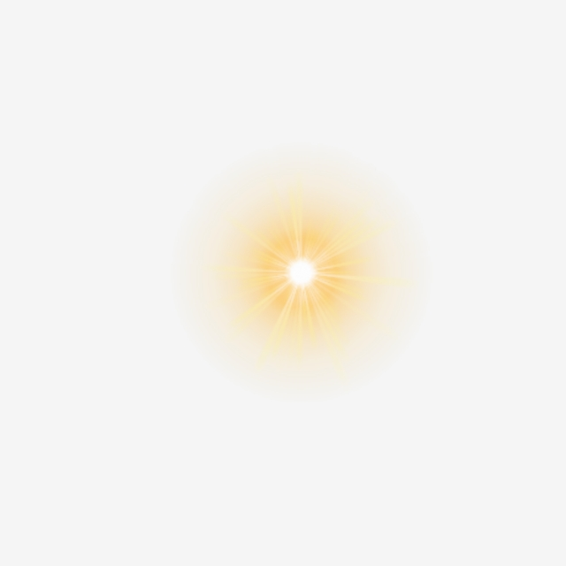 Yellow Glow, Yellow, Shining, Light PNG and Vector with Transparent.