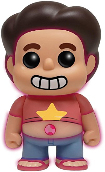 Amazon.com: Funko Pop Animation Steven Universe Steven Glow in the.