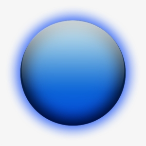 Glowing Ball PNG Images.