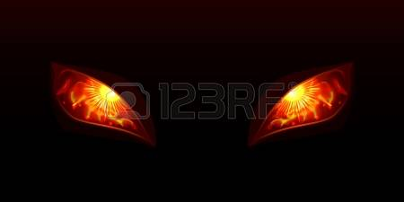 3,107 Glowing Eyes Stock Illustrations, Cliparts And Royalty Free.