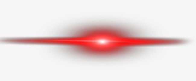 Red Glow, Flash, Light PNG Transparent Clipart Image and PSD File.