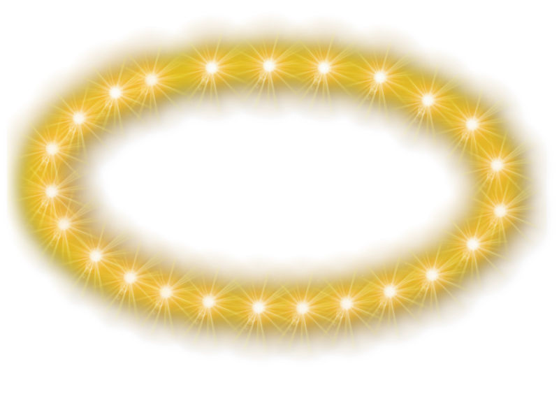 Download Free png Glowing Halo Transparent Background.