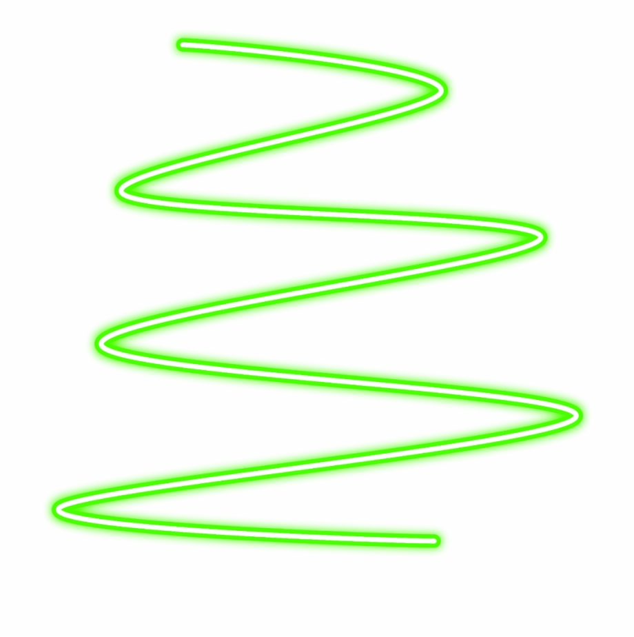 neon #glow #spiral #green #line #lines #freetoedit.