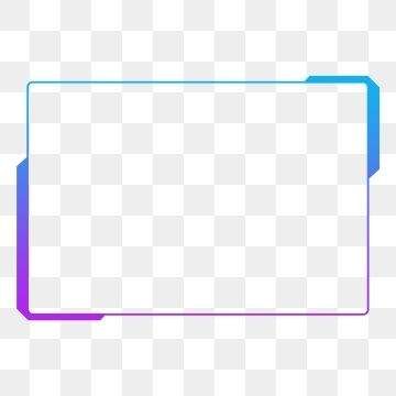 Png Free Buckle Gradient Modern Geometric Square Border.