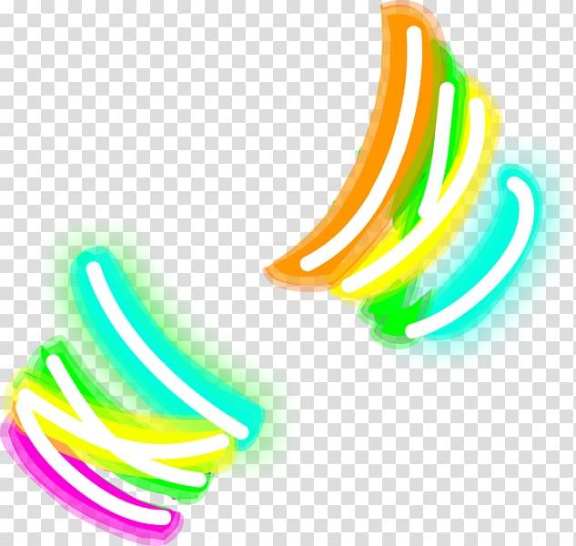Club Penguin Bracelet Party Glow stick Music, party.