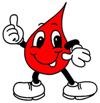 Blood glucose clipart.