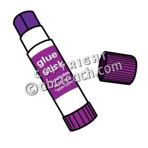 Glue Stick Clipart Free.