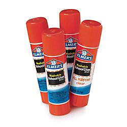 Glue Sticks Clipart.