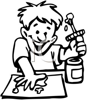Glue Clipart.