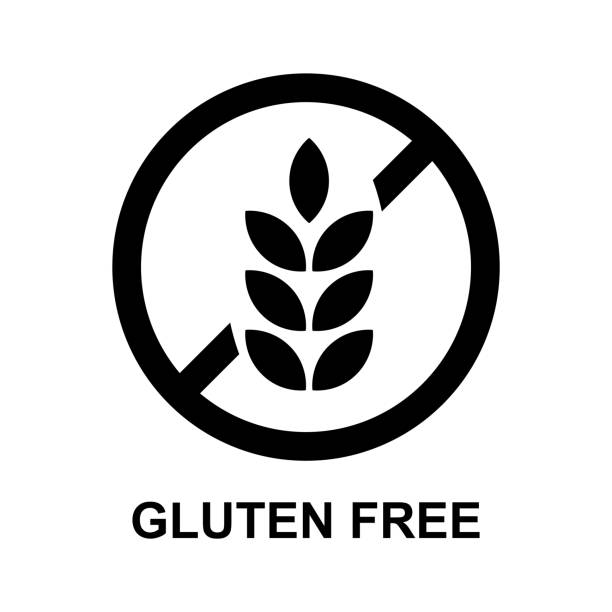 Best Gluten Free Illustrations, Royalty.