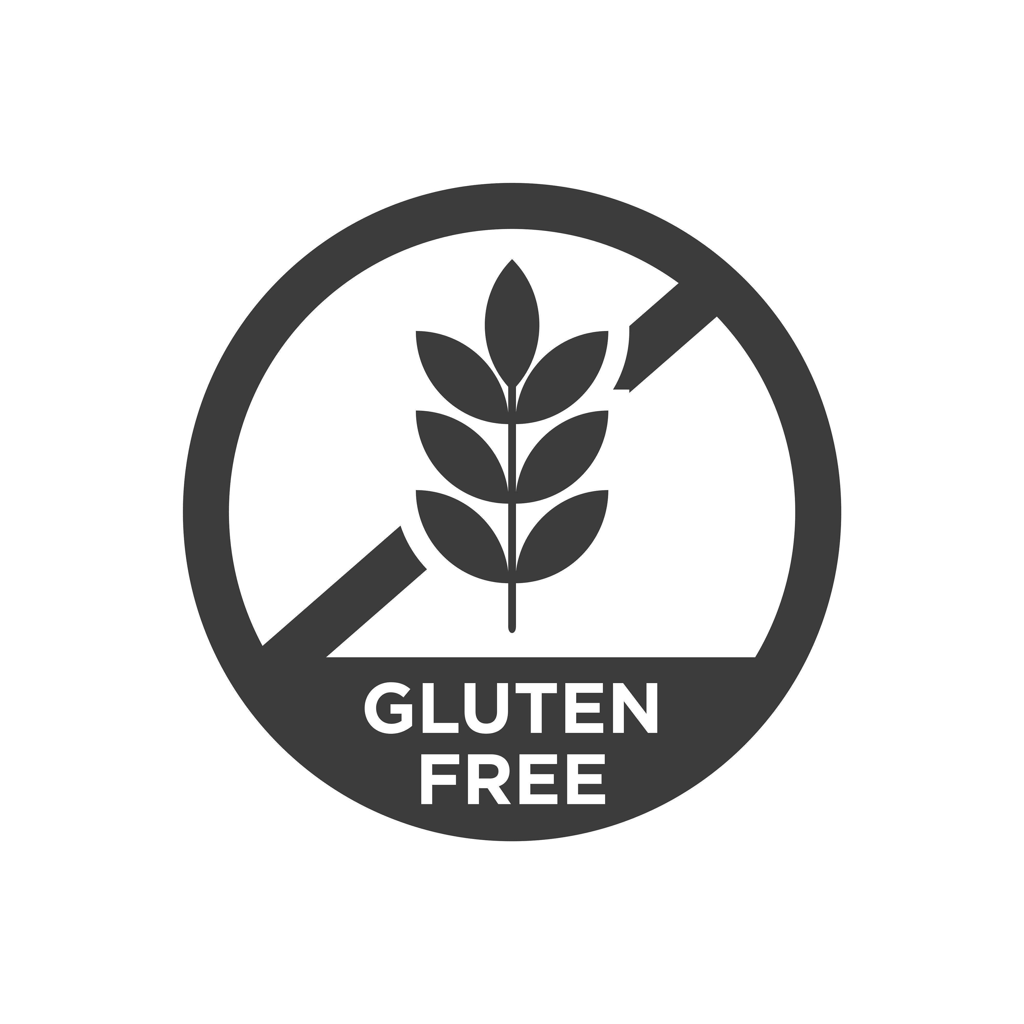 Gluten Free Vector Art.