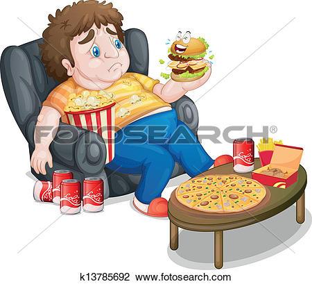 Gluttony Clipart Illustrations. 249 gluttony clip art vector EPS.
