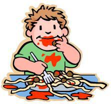 Gluttony Clipart.