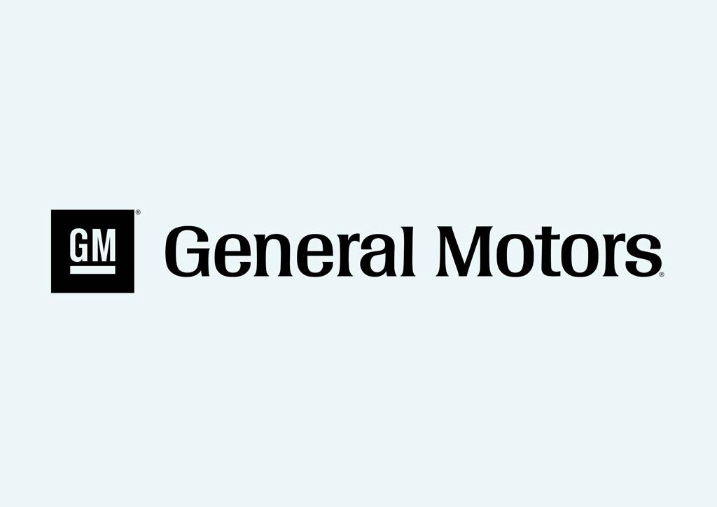 General Motors Clipart.