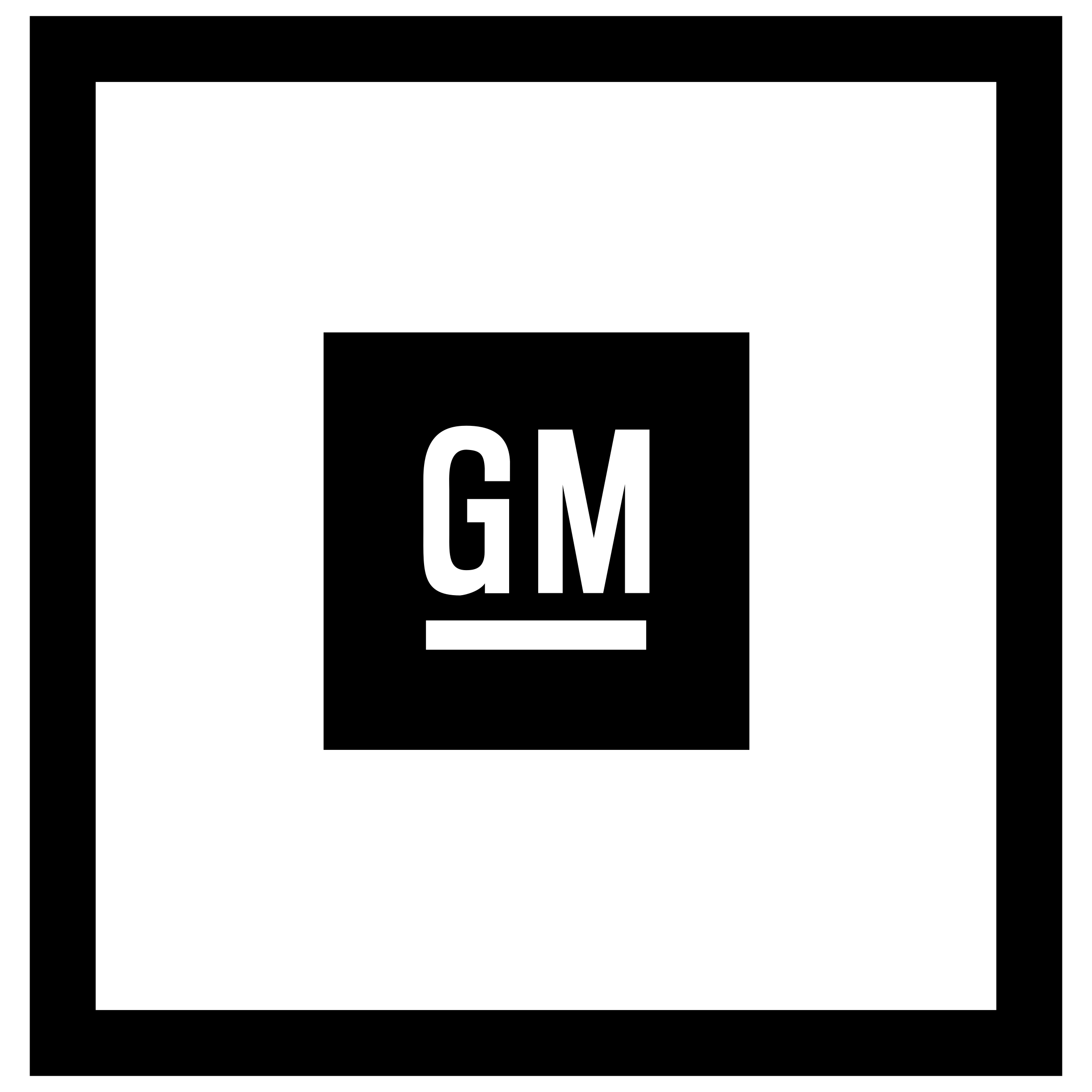 GM Logo PNG Transparent & SVG Vector.