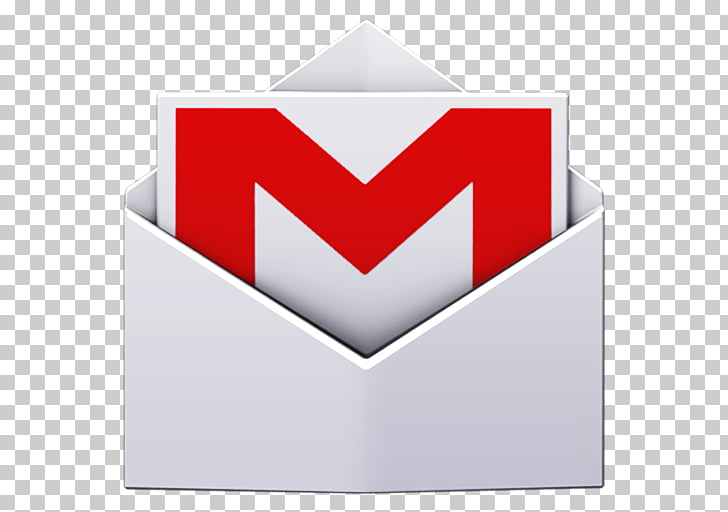 Heart angle brand, Gmail, Gmail logo PNG clipart.
