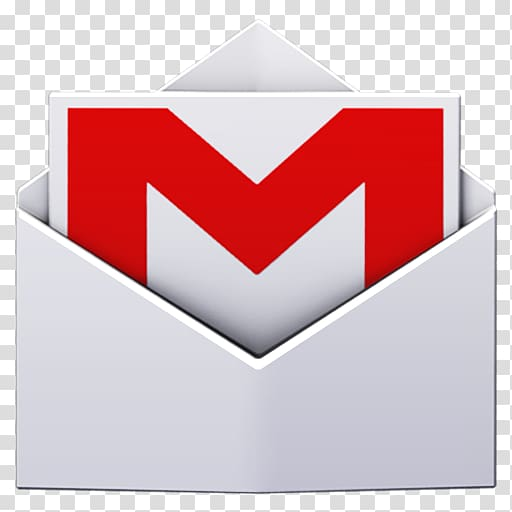 Heart angle brand, Gmail, Gmail logo transparent background.