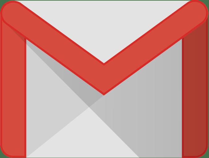 Google Gmail Logo transparent PNG.