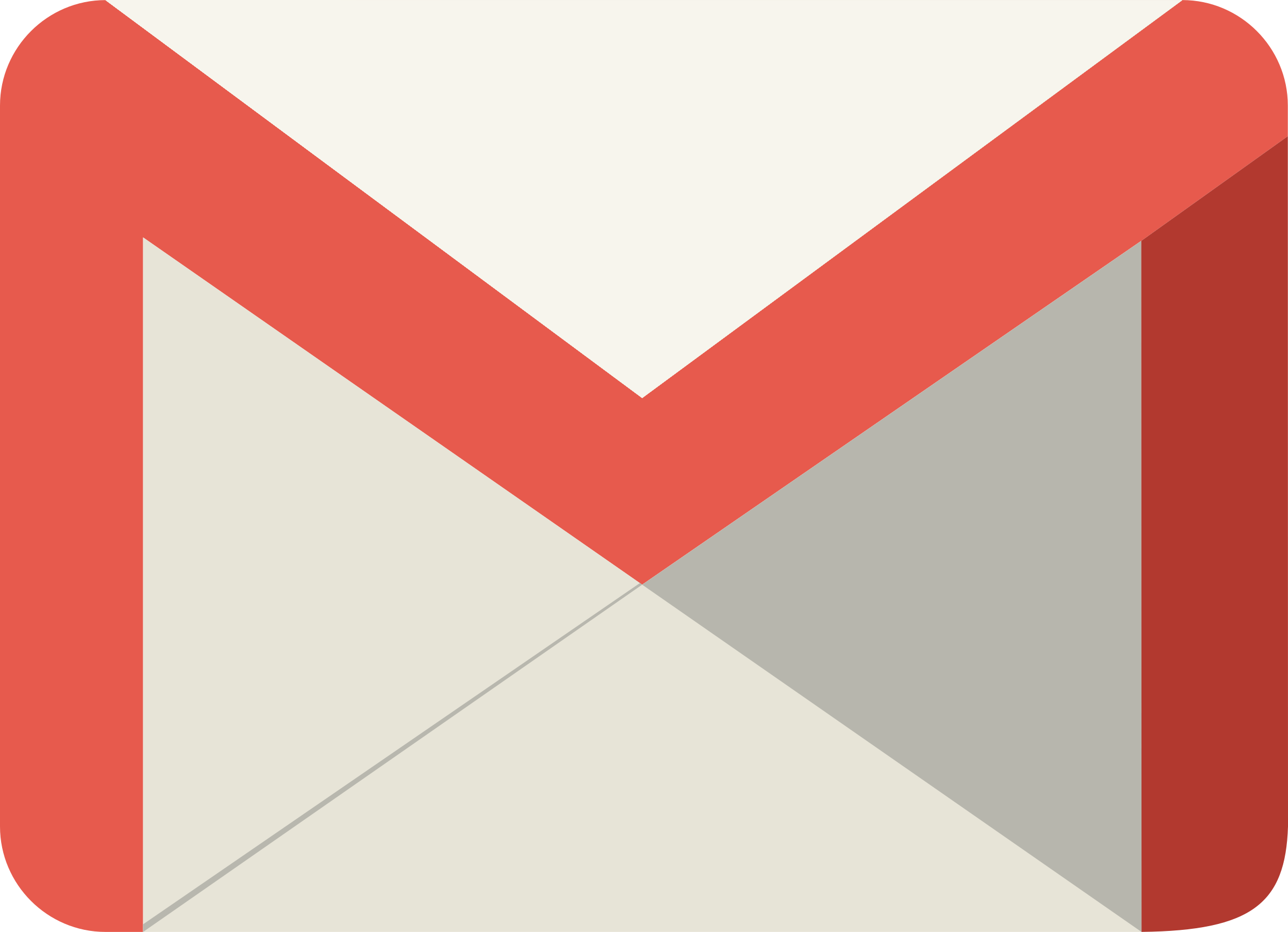 Gmail icon Logo PNG Transparent & SVG Vector.