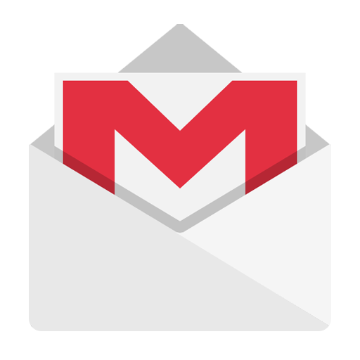 Gmail Icon Android Kitkat PNG Image.
