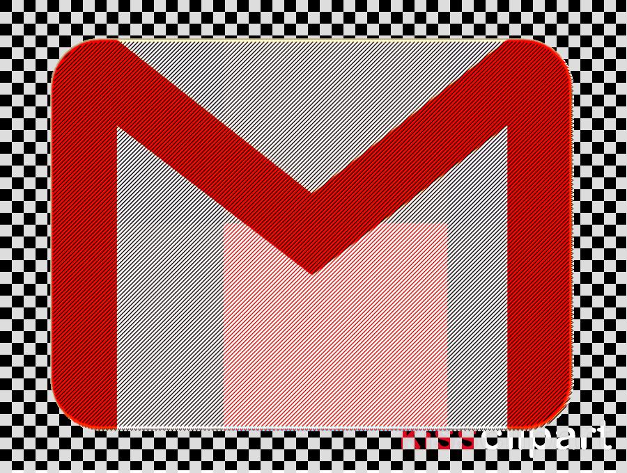 Gmail icon Logo icon clipart.
