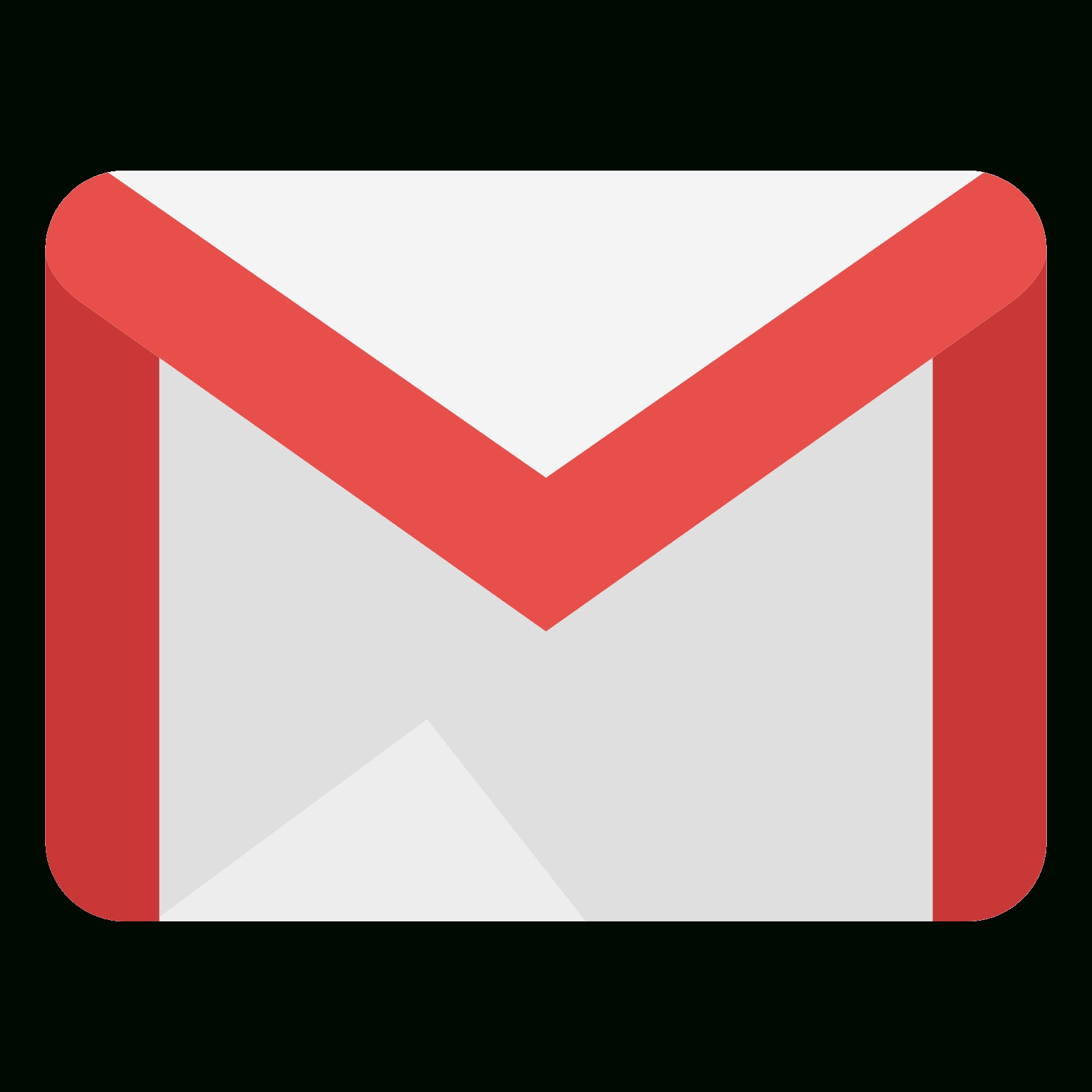 Gmail Logo Transparent Background.