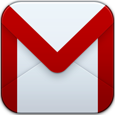 Gmail logo PNG images free download.