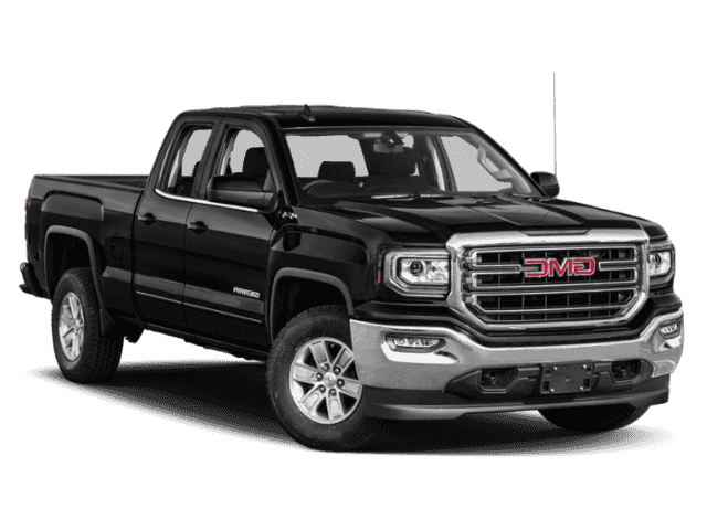 New 2019 GMC Sierra 1500 Limited SLE 4WD.
