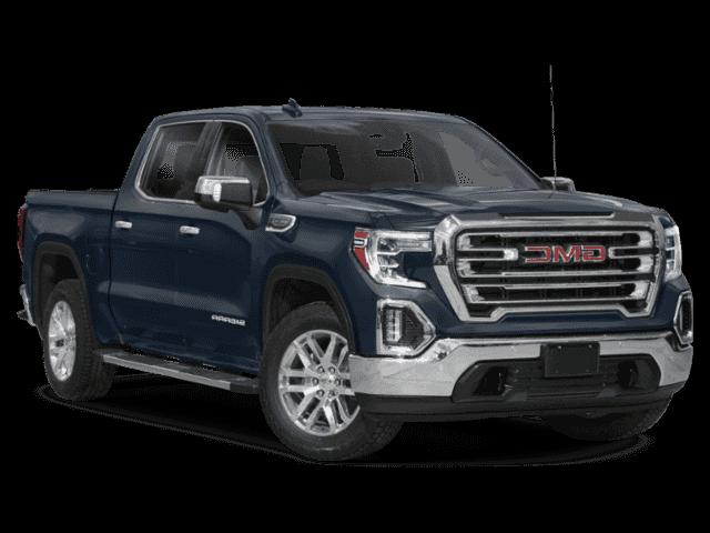 New 2019 GMC Sierra 1500 SLT 4WD.