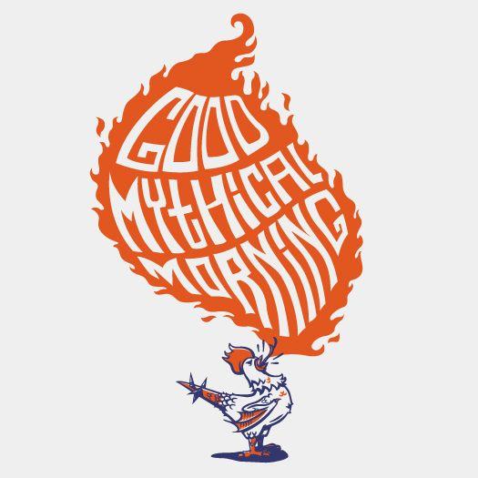 Rhett and link GMM logo.