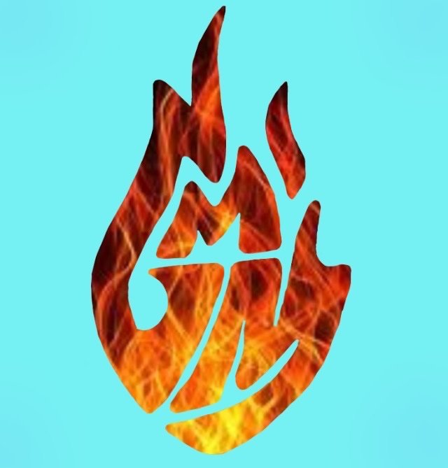 The GMM logo of Fire.