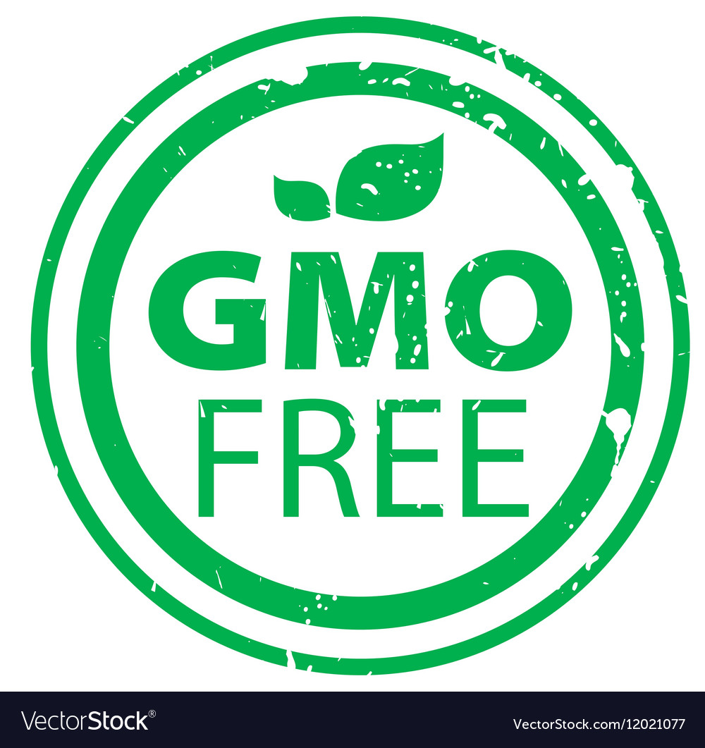 Logo gmo free.