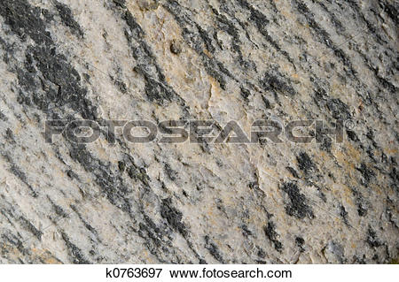 Picture of gneiss texture k0763697.