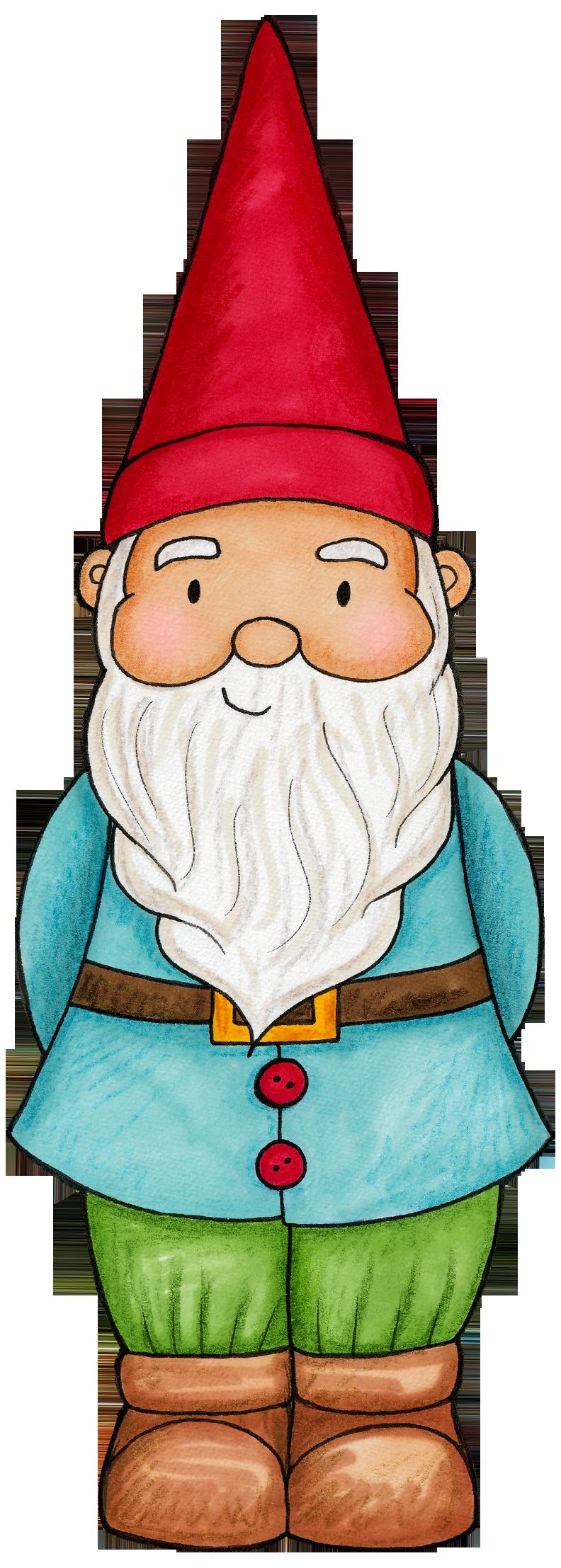 Gnome Clipart.