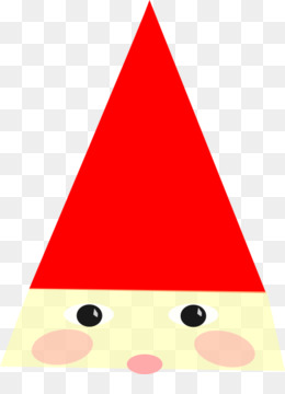 Gnome Hat PNG.