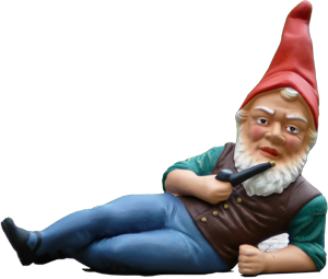 Gnome PNG Transparent Images.