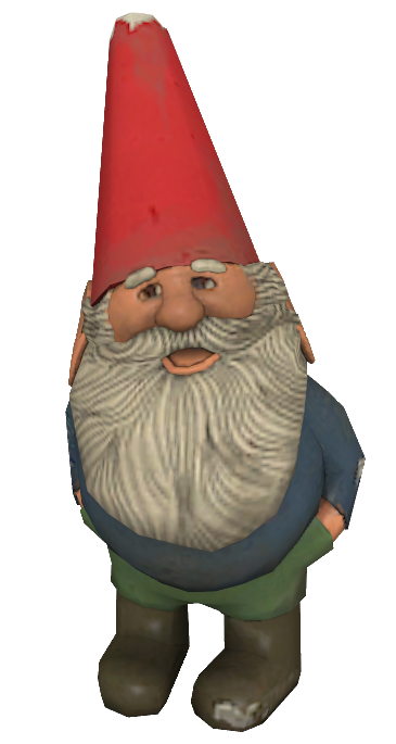 Download Free png Gnome model.png.