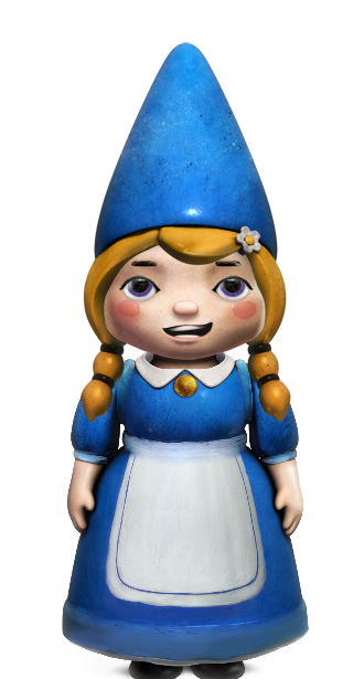 Gnomeo and juliet clipart.
