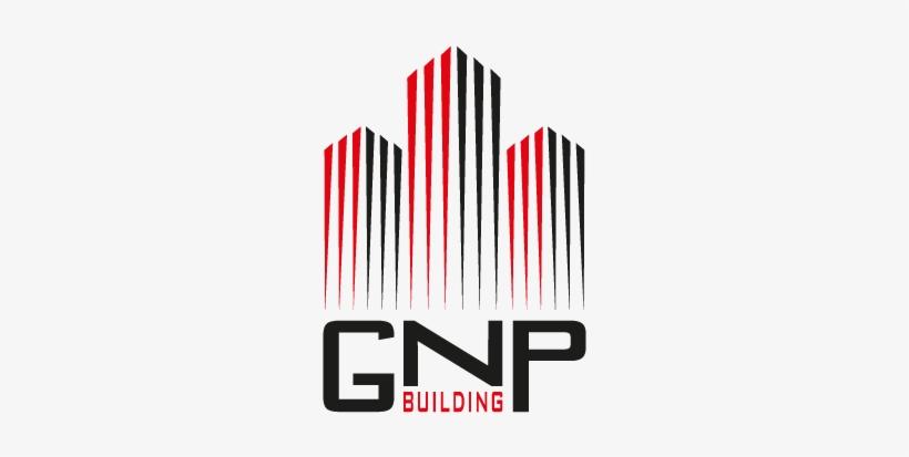 Gnp Building Logo Vector.