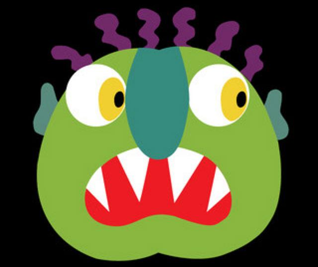 Go Away, Big Green Monster gets an iPhone app.