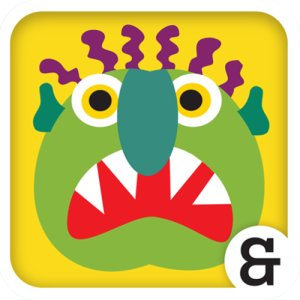 sync up autism: Go Away Big Green Monster.