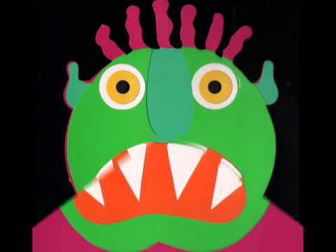 Go Away Big Green Monster [with CC].