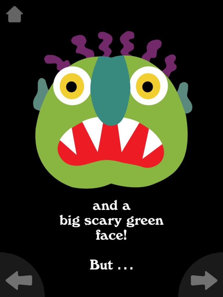 Carrie's Speech Corner: Go Away Big Green Monster!.