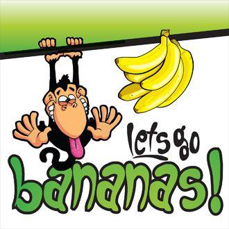 Let\'s go bananas!.