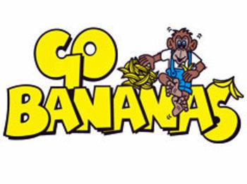 B is for Banana : Go Bananas.